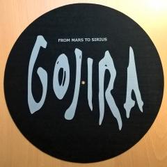 slipmat-Gojira-from-mars-to-sirius-homemade