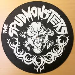 slipmat-The-Spudmonsters-logo-homemade