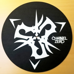 slipmat-channel-zero-logo-homemade